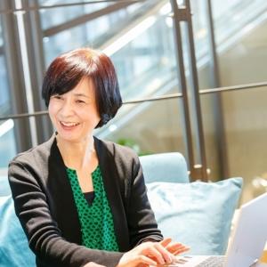 山田真智子さんの写真